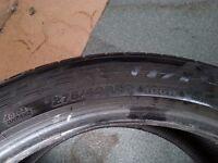 BMW X5 E70 Run Flat Tyres- Bridgestone Dueler H/P Sport -Tread 5.57 to 7.44mm- £250 for two tyres