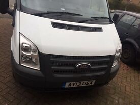 Ford transit2013