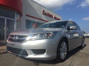 2013 Honda Accord LX (CVT) CERTIFIED WARRANTY