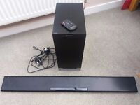 Panasonic Sound Bar Home Theatre Audio System Model SC-HTB680