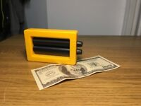 Money Maker - Magic trick/illusion, Make money out of nowhere! Great for magic fans + beginners!
