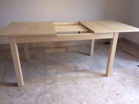 BJURSTA IKEA Extendable table
