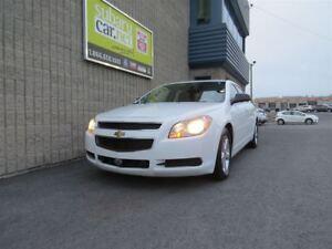 2011 Chevrolet Malibu LS 4 CYL 2.4 L  *34$ par semaine, 0$ compt