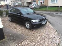 BMW 1 Series e87 full service history private reg included in sale