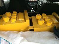 X4 10 Kva transformers