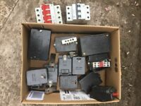 Electricial joint boxes