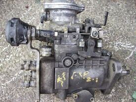 Job Lot 3 Renault Espace 2.1 Diesel Injector Fuel Pumps Fits Some Jeeps and VW Transporter
