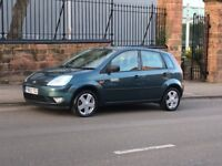 2003 Ford Fiesta 1.4 Zetec 5 Door Hatchback, Full Service History, Full MOT, Must be seen!