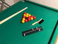 Pool table full size ( foldable )