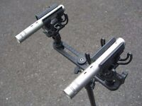 Pair of rode nt55 and stereo bar