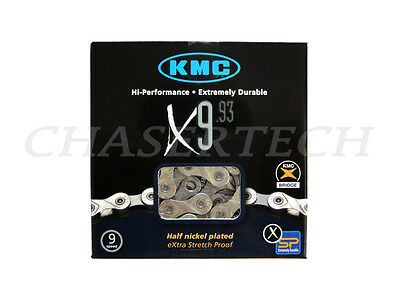 Bicycle MTB//Mt Bike Chain Connector Link SRAM 9 Speed 4//Card Gold SRAM O
