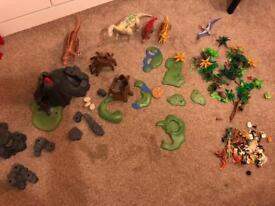 Huge Playmobil Dinosaur Sets