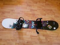K2 Turbo Dream Snowboard - Great Condition Barely Used