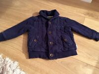 Ted baker thick warm cardigan age 2-3