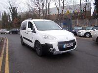 Peugeot Partner Tepee 1.6 HDi Tepee Outdoor MPV 5dr