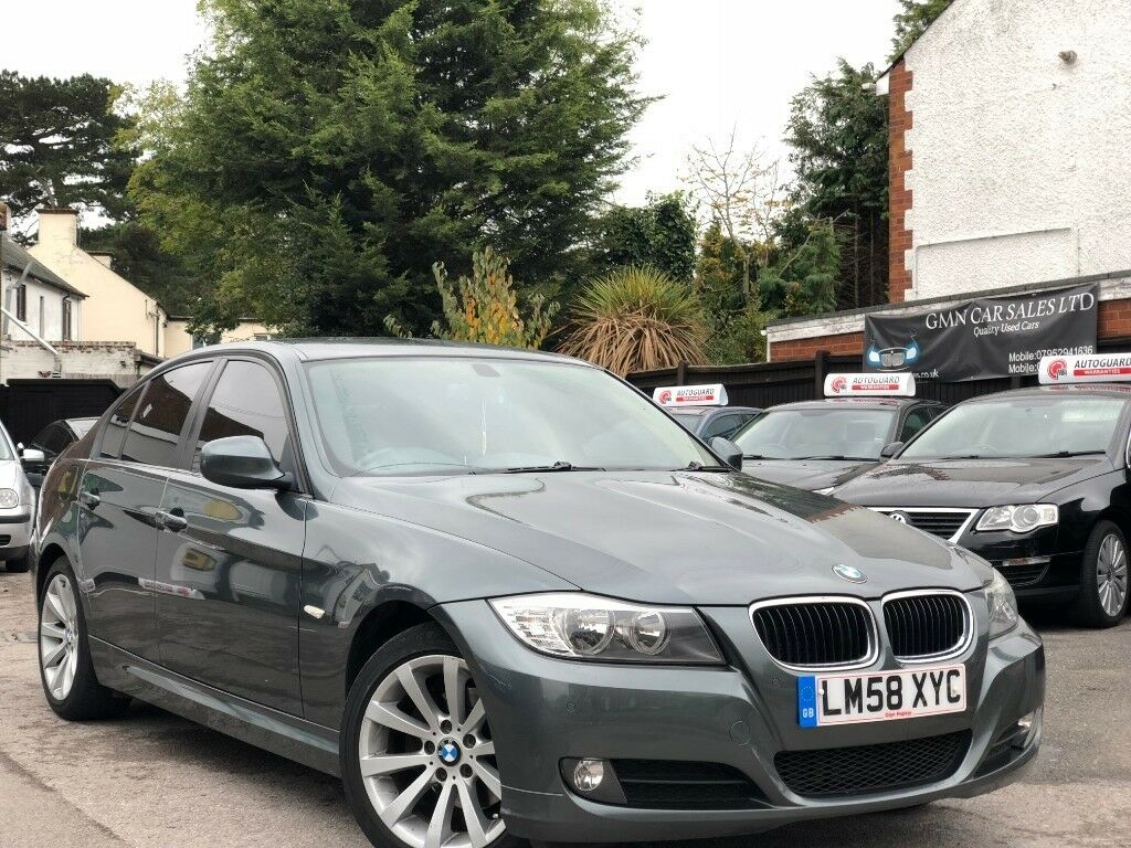 BMW 3 Series 2.0 318d 6 Speed Manual Full Service History Sat/Navigation 2  Owners