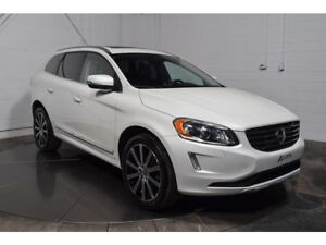 2014 Volvo XC60 AWD 3.2L CUIR TOIT PANO MAGS 20P