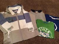 Boys bundle 3-4 Kenzo Jacket & 3 x t shirts