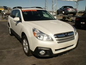 2014 Subaru Outback TOURING-TOIT-MANUEL-BTOOTH