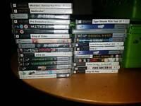 Psp games and film bundle