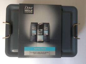 Dove Mens Care in tin