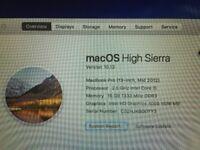 Apple MacBook Pro A1278, Mid 2012 16 GB RAM 500Gig HDD