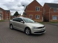 2011 VOLKSWAGEN JETTA SE BLUE MOUTON TECHNOLOGY, 12 NONTH MOT SERVICE HISTORY, LOW MILEAGE HPI CLEAR
