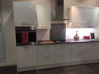 Magnet Kitchens Ex-Display: Apollo White (Flat pack)
