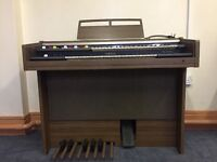 Wilson Peck (Sheffield) Electric Organ. Full working order. Excellent condition