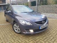 Mazda6 2.0 TD TS2 5dr XENON+HISTORY CALL 07709297381
