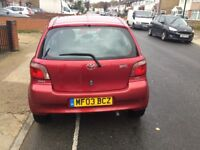 Toyota Yaris 1.0 ltr for Sale