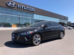 2017 Hyundai Elantra Limited *Leather-Navigation*