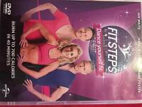 Fitsteps. Dance yourself fit
