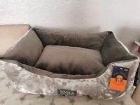 Next small dog bed