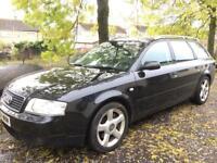 2004 Audi A6 2.5 TDI SE QUATTRO ESTATE AUTO (TURBO DIESEL)eg mondeo passat skoda vectra bmw golf A4