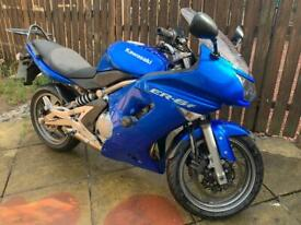 Kawasaki ER6F 2007