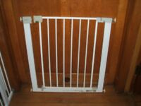 Stair Gate made by Safety First (pressure fitting)