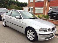 BMW 3 Series 2.0 318ti SE Compact 3dr £599 2003 (03 reg), Hatchback