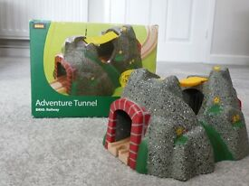Brio Adventure Tunnel with four exciting sounds