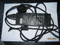 Laptop power supply /charger 120 Watt