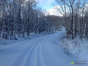 2 365$ - De l'acre - Terre à bois à vendre à St-Calixte