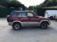 2003 SUZUKI GRAND VITARA 2.0D 4X4 LOW MILES