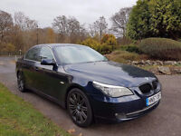 57 REG FACE LIFT BMW 520D SE,6 SPEED MANUAL,ONLY 105k,MOT MAY 2017TH 07512555462