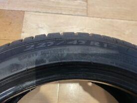 Michelin Primacy 3 ZP 225/45 R17 Runflat