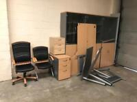 Job lot of high end Office Furniture