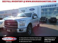 2015 Ford F-150 LARIAT  DEMO 3.5L V6 ECOBOOST ENGINE  502A