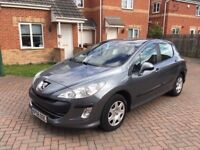 PEUGEOT 308 S 1.6 LITRE, MOT MARCH 2018, FULL SERVICE HISTORY