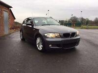 BMW 1 Series, 2.0, MSport, 44K