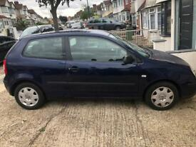 VOLKSWAGEN POLO 1.2 2003 - low miles - good condition -