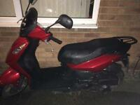 Sym simpler 125 spares or repair